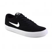 Tenis Masculino Nike Sb Charge Preto Branco - Ct3463-001