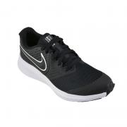Tenis Nike Infantil Preto Branco - Aq3542-001