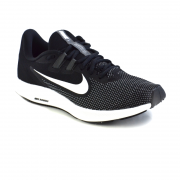 Tenis Nike Wmns Downshifter 9 Preto Branco - Aq7486-001