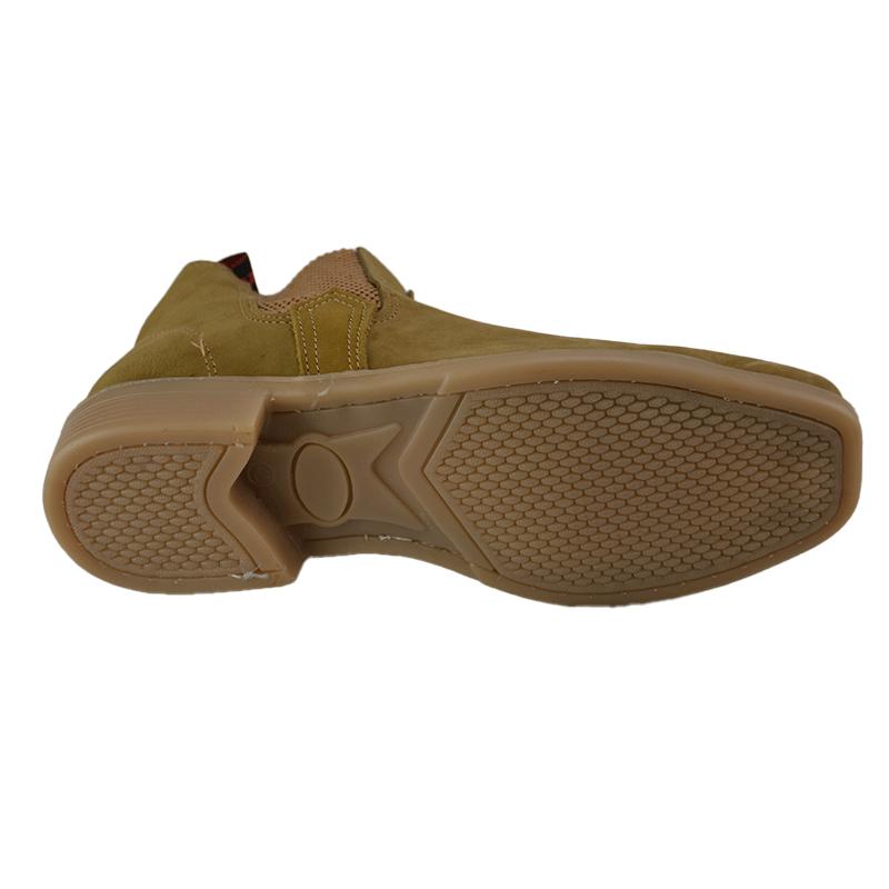 Botina West Boots Castor - 012-A