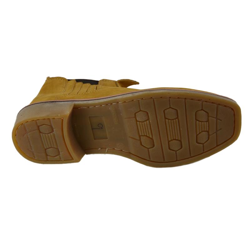 Botina West Boots Castor - 018