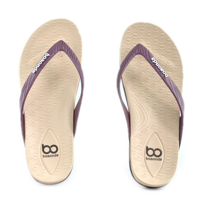 Chinelo Boa Onda Happy Dark Violet - 1947-200