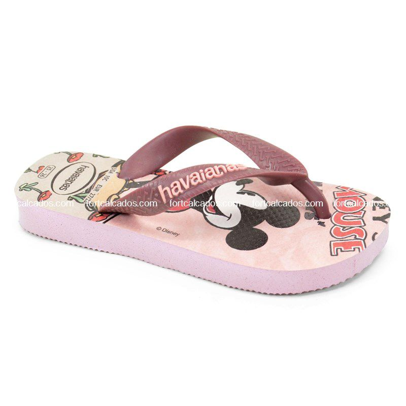 Chinelo Disney Stylish Kids