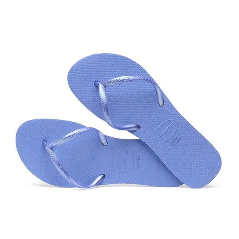 Chinelo Havaianas Flat Cf Azul Provence - 4132921