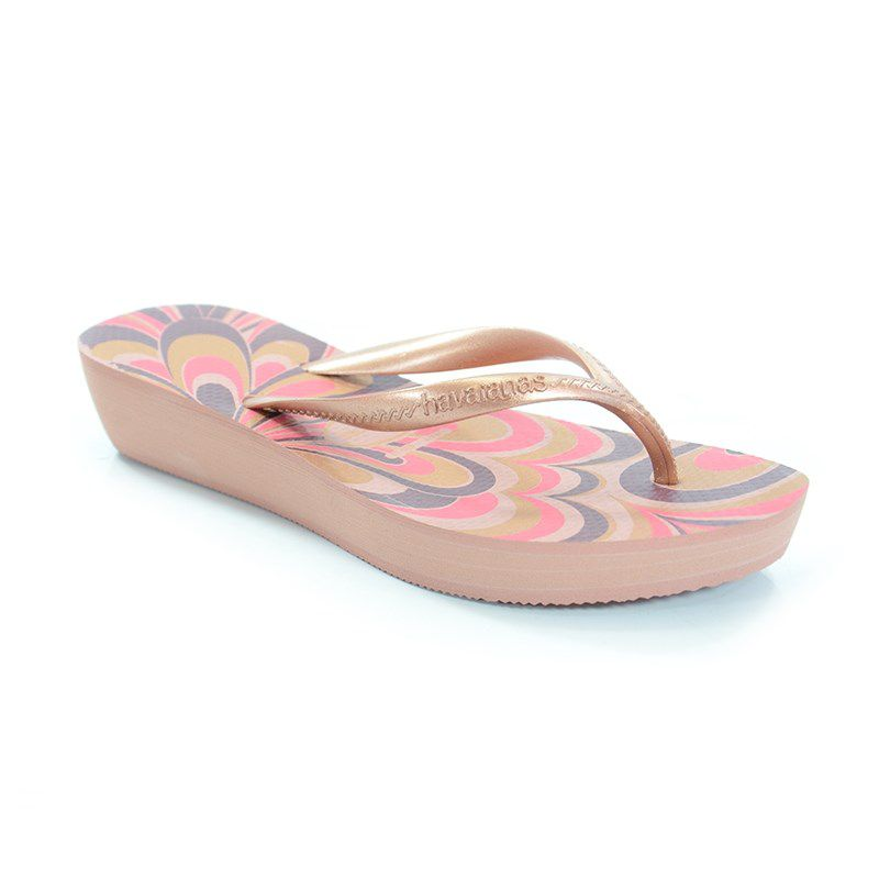 Chinelo High Light Ii