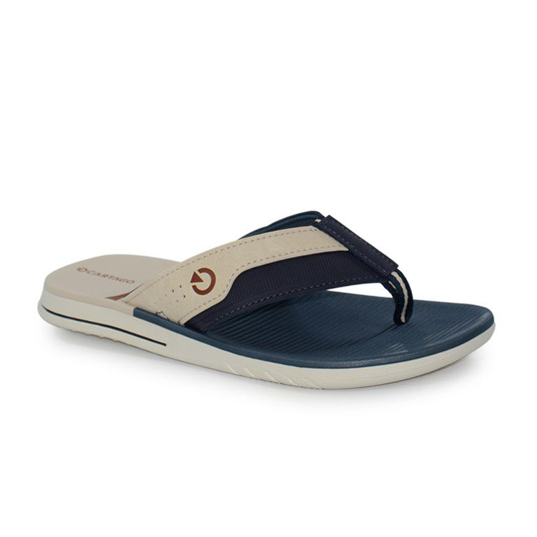 Chinelo Ipanema Sevilha  Branco Azul Bege - 11333
