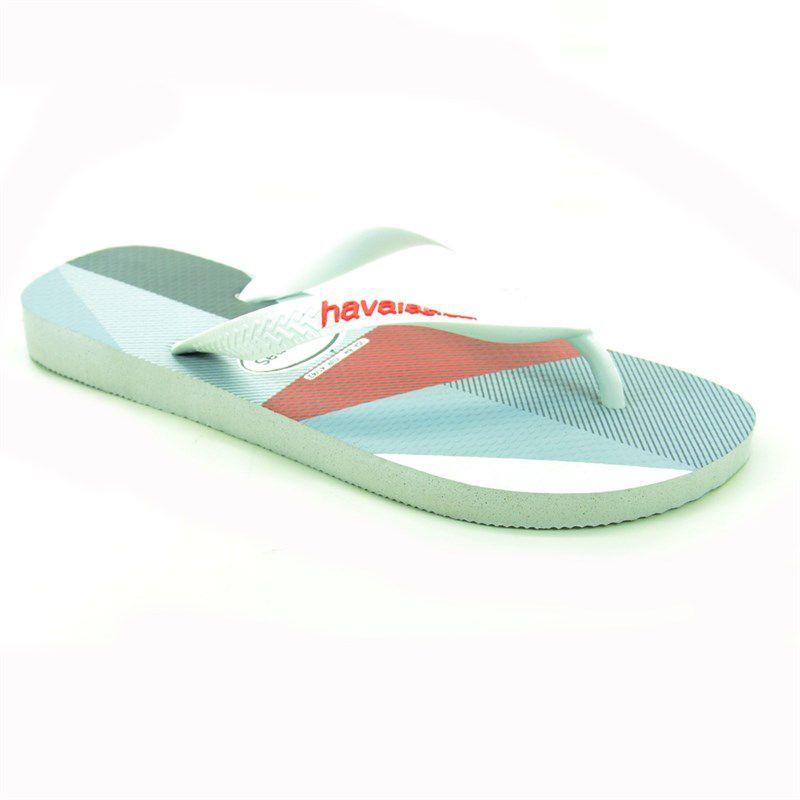 Chinelo Masculino Havaianas Trend Branco - 4103358