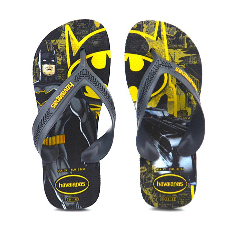 Chinelo Max Herois Kids