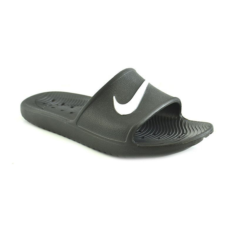 Chinelo Nike Kawa Shower Preto Branco - 832528 - 001