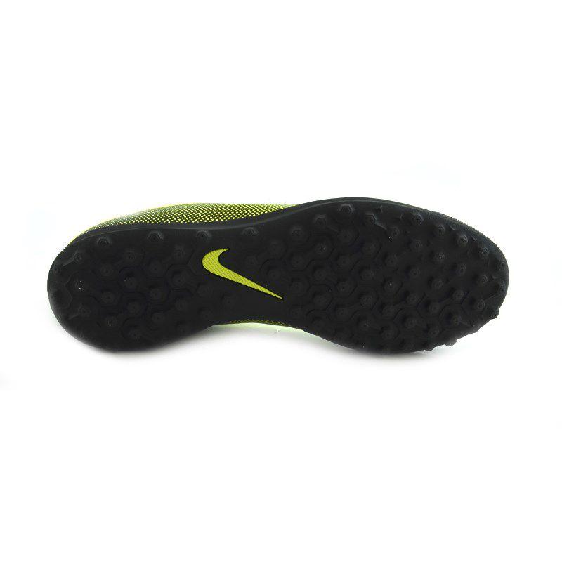 Chuteira Nike Society Bravatax Ii Verde Preto - 844437-070