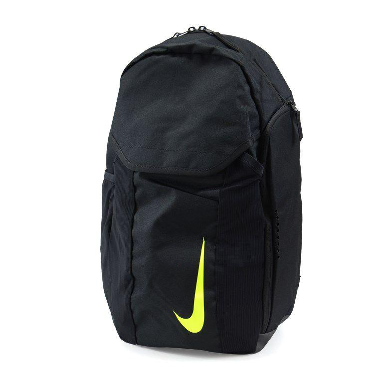 Mochila Nike Nk Acmdmy Preto Verde Limao - Ba5508-010