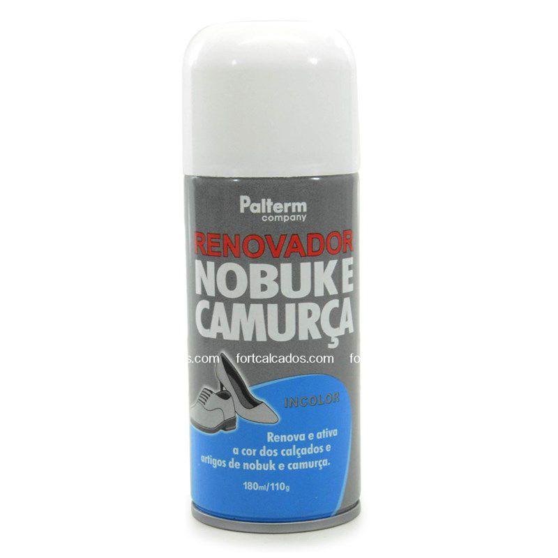 Renovador De Nobuck Palterm Incolor-328