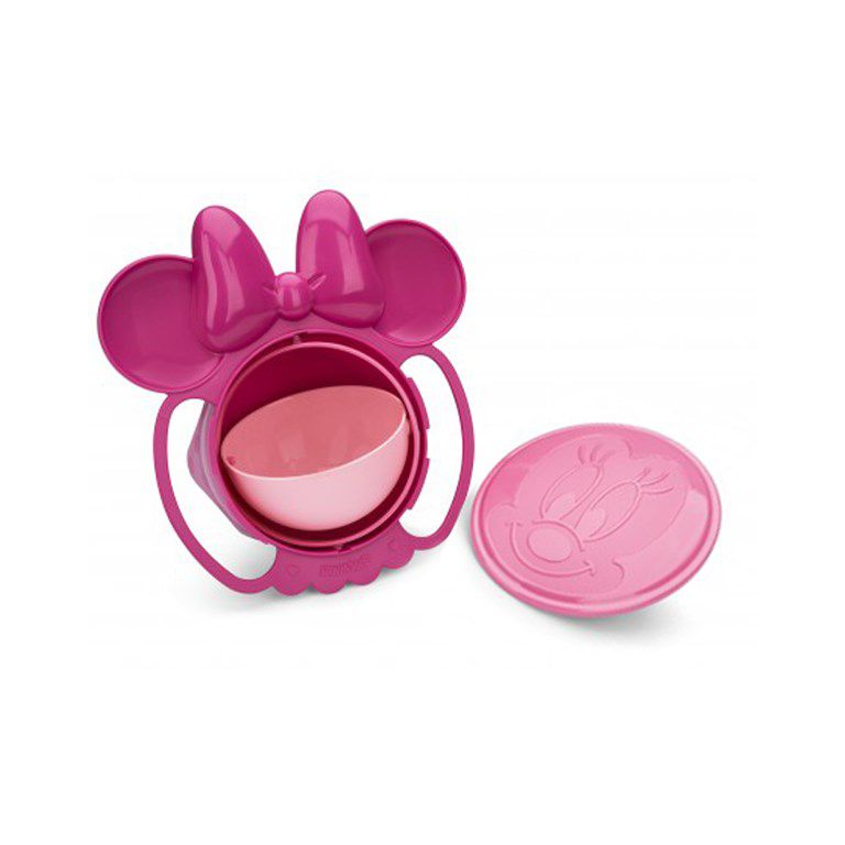 Sandalia Grendene Minnie Magic Azul Rosa-21843