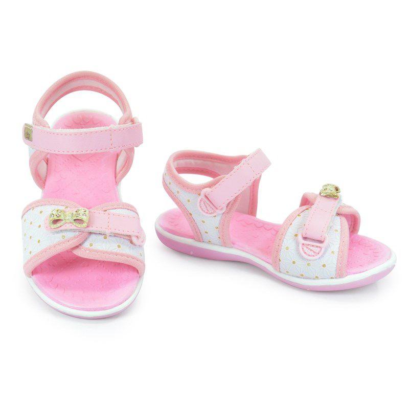 Sandalia Infantil Kidy Baby Nina Rosa-0020564