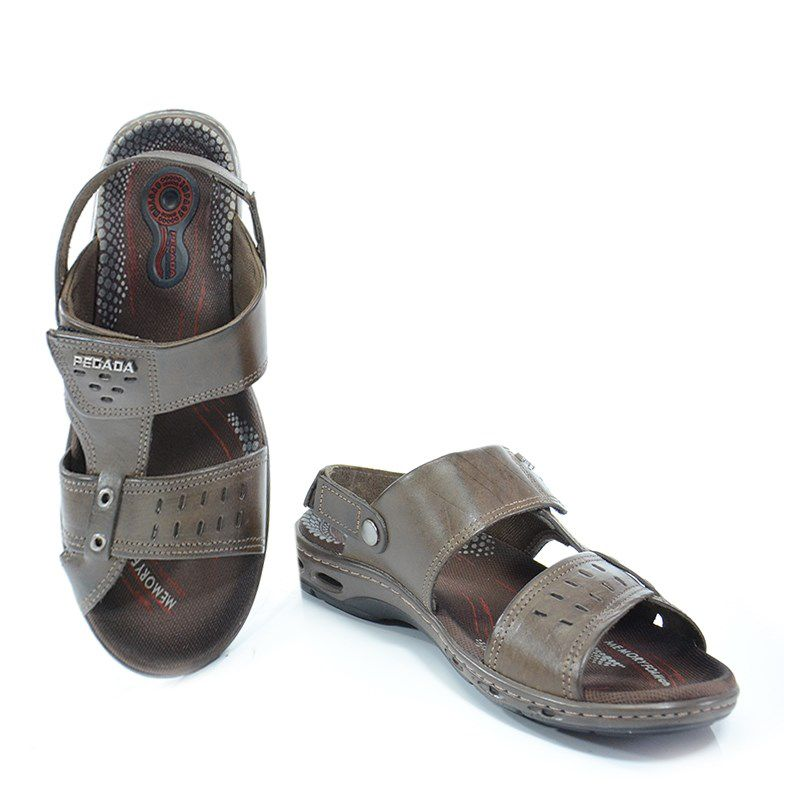 Sandalia Masculina Pegada Cravo-30653-03