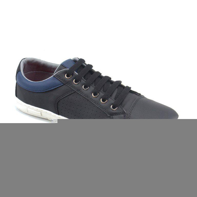 Sapatenis Doc Shoes Masculino Marrom Azul-1570