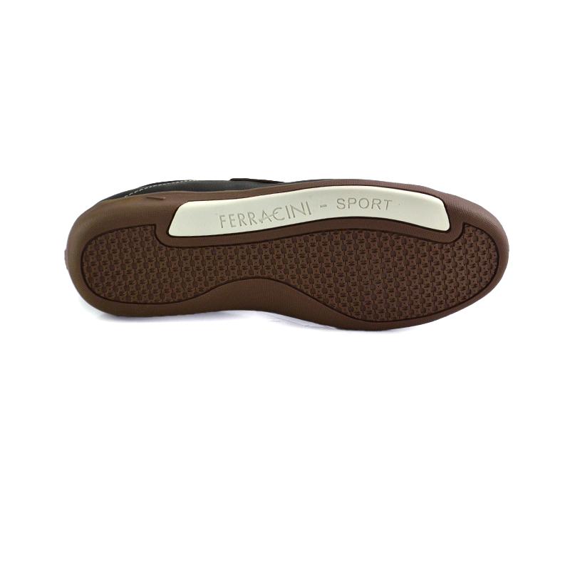 Sapatenis Ferracini Infint Napa Carbono - 2576a