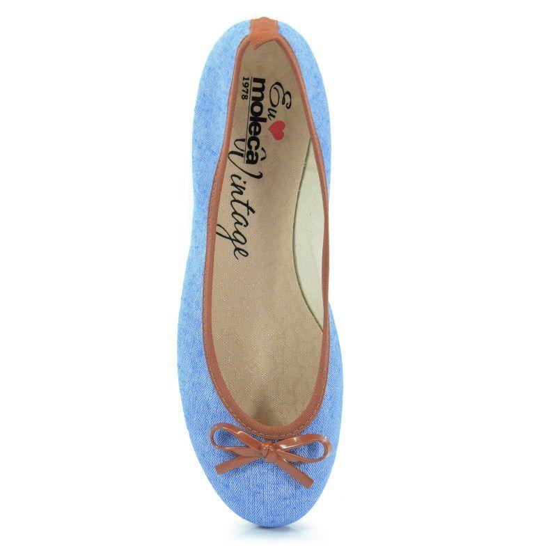 Sapatilha Azul Caramelo - 5314206