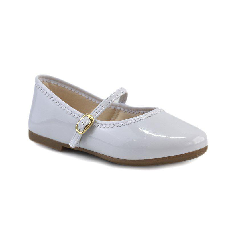Sapatilha Kidy Infantil Meninas Soft Branco-0270409