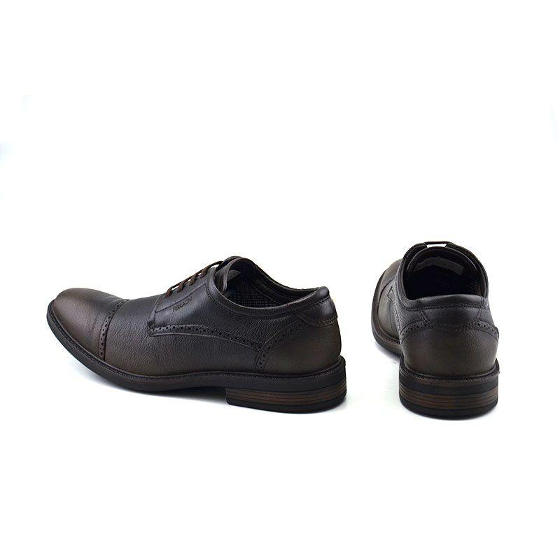 Sapato Social Ferracini Whiter Neon Petróleo - 4447-5741