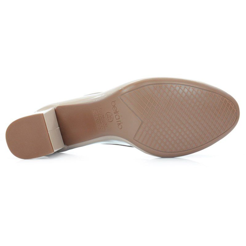 Sapato Beira Rio Salto Medio - 4157100