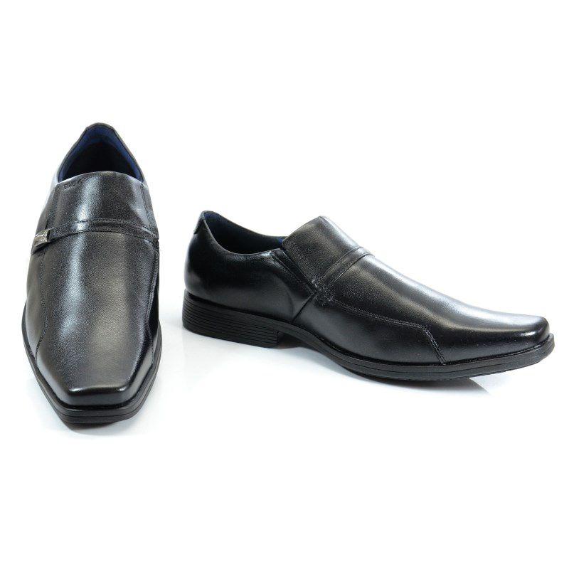 Sapato Ferracini Braganca Preto - 5467-500g