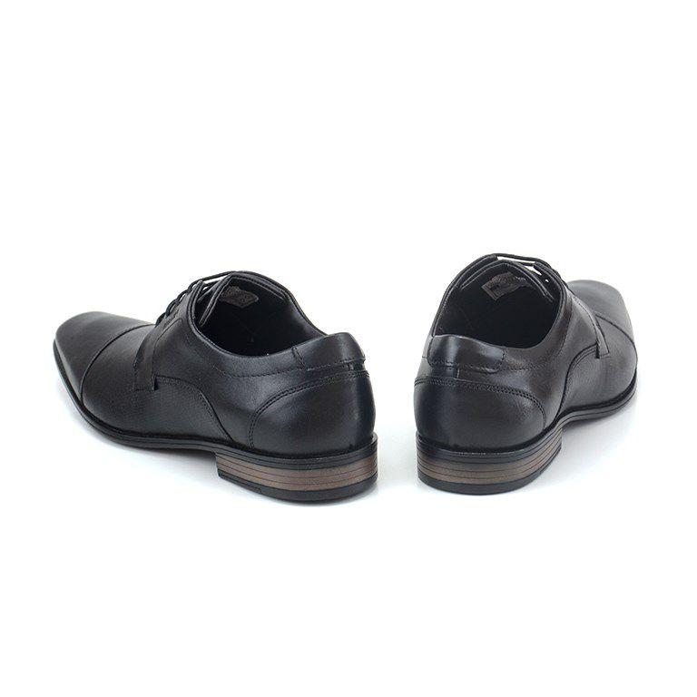 Sapato Ferracini Creta Preto - 4861-538g