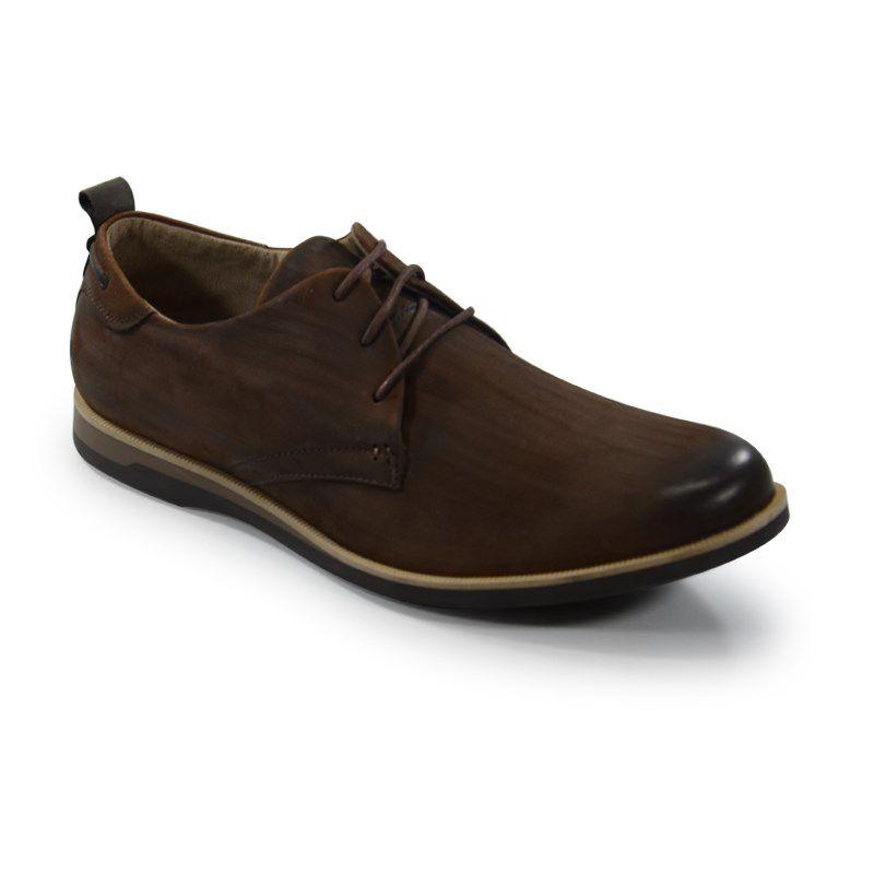 Sapato Ferracini Dock Degrade Chocolate - 3810-517i