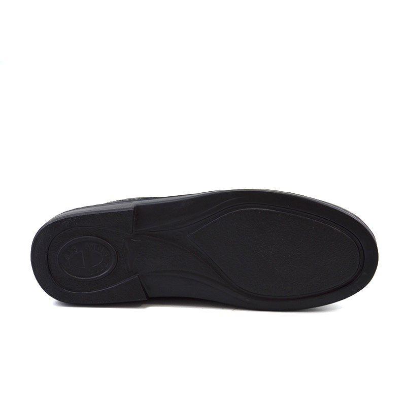Sapato Masculino Opananken Diabetics Preto - 35505