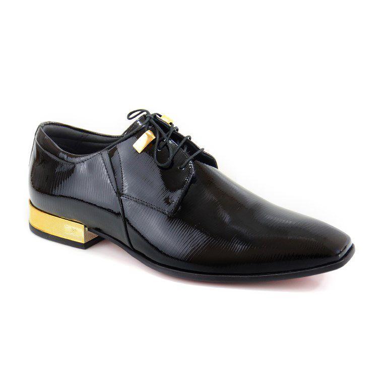 Sapato Montblanc Gold