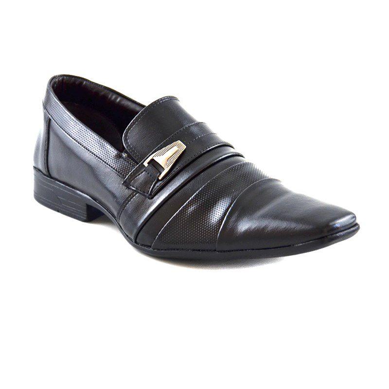 Sapato Social Bertelli Preto - 60024