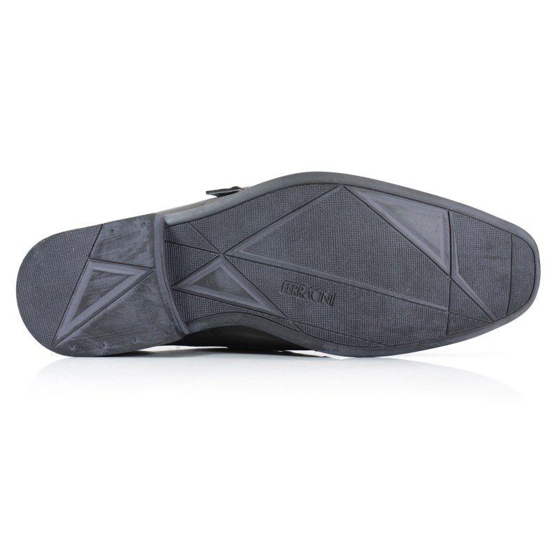 Sapato Social Ferracini Dynamic Degrade Petroleo - 4836-280g