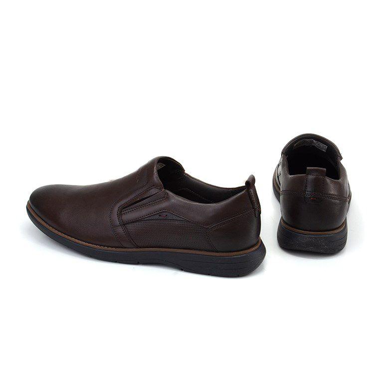Sapato Social Ferracini Trindade Tabaco - 6121-559i