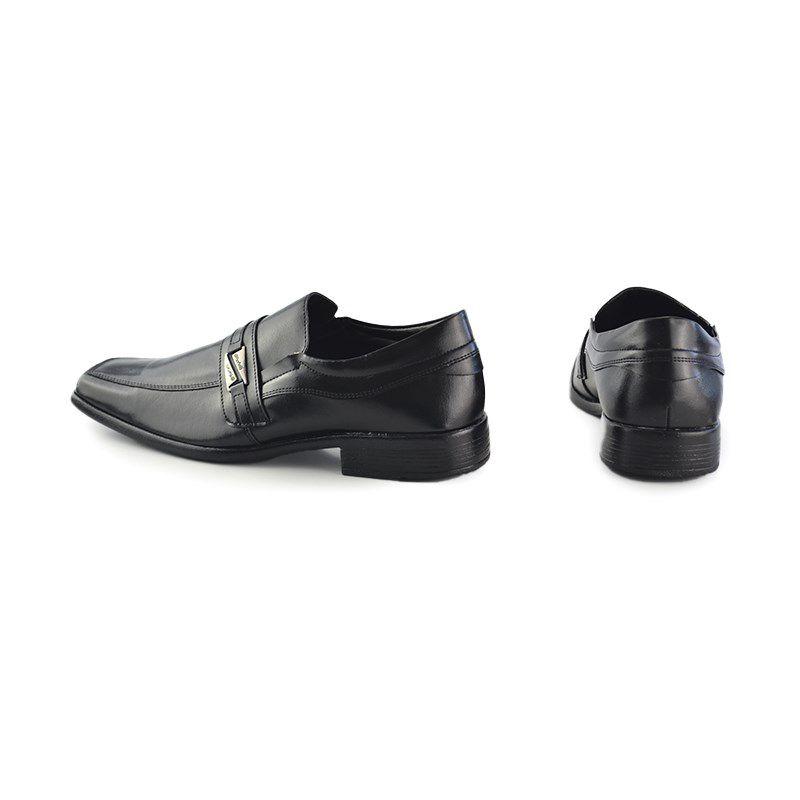 Sapato Social Masculino Bertelli Preto - 90101