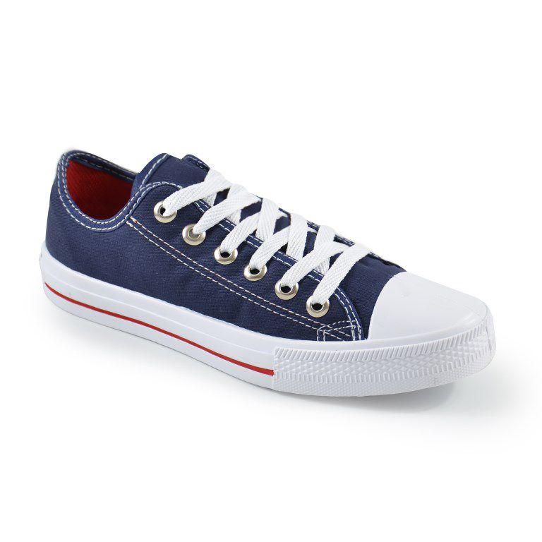 Tênis Star Feet Lona Marinho - 3600fl