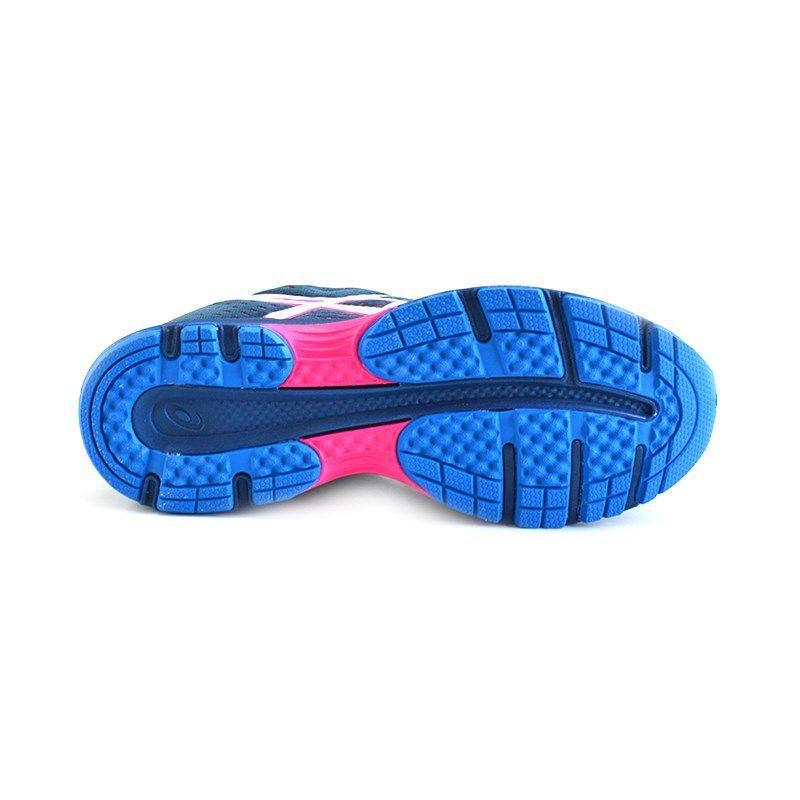 Tênis Feminino Asics Gel Kihai Pink Azul Branco - 1z12a009-401