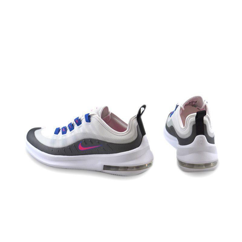 Tênis Feminino Nike Air Max Axis Branco Rosa - Ah5222-103