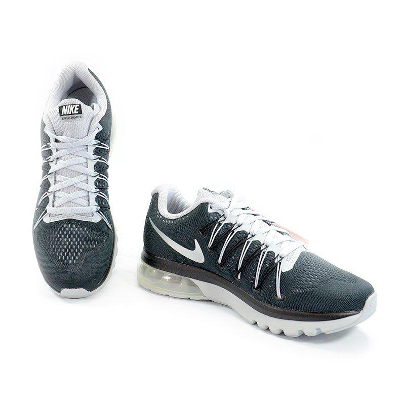 Tênis Feminino Nike Air Max Excellerate Preto Cinza - 852693-001