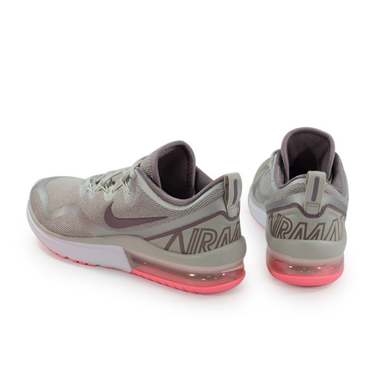 Tênis Feminino Nike Air Max Fury Cinza Rosa - Aa5740-004
