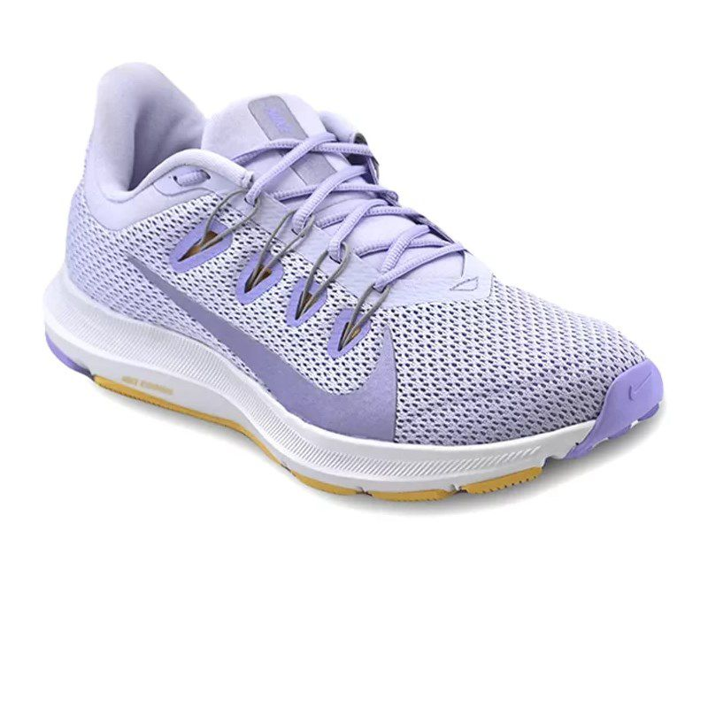 Tênis Feminino Nike Quest 2 Lilás Branco - Ci3803-500