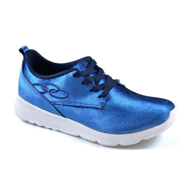 Tênis Feminino Olympikus Lush Azul Marinho - 371