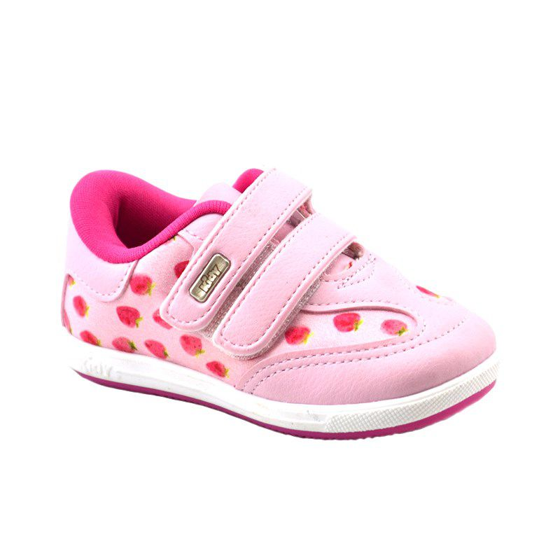 Tênis Infantil Kidy Promoção Rosa - 009-0779-0008