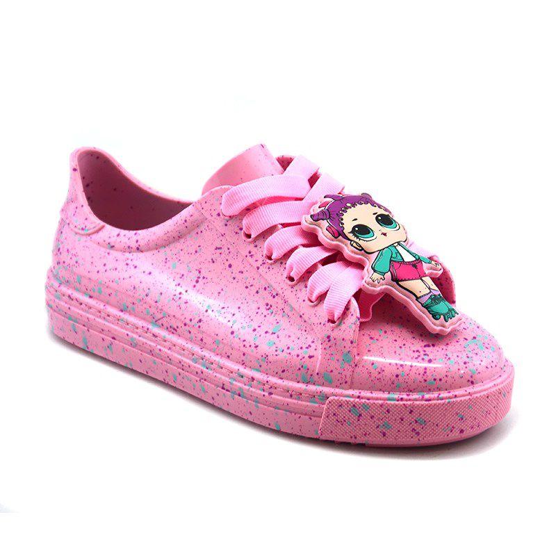 Tênis Lol Colors Rosa Candy - 22125