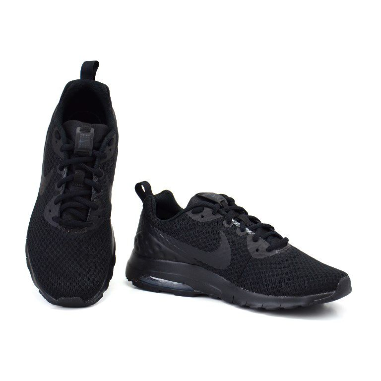 Tênis Masculino Nike Air Max Motion Lw Preto - 833260002