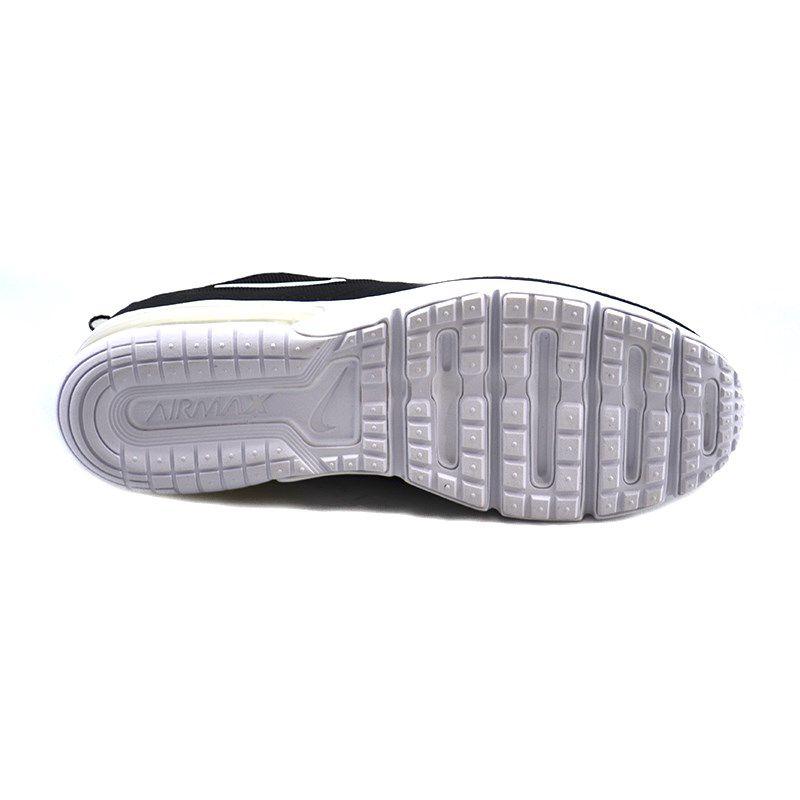 Tênis Masculino Nike Air Max Sequent 4.5 Preto Branco - Bq8822-001