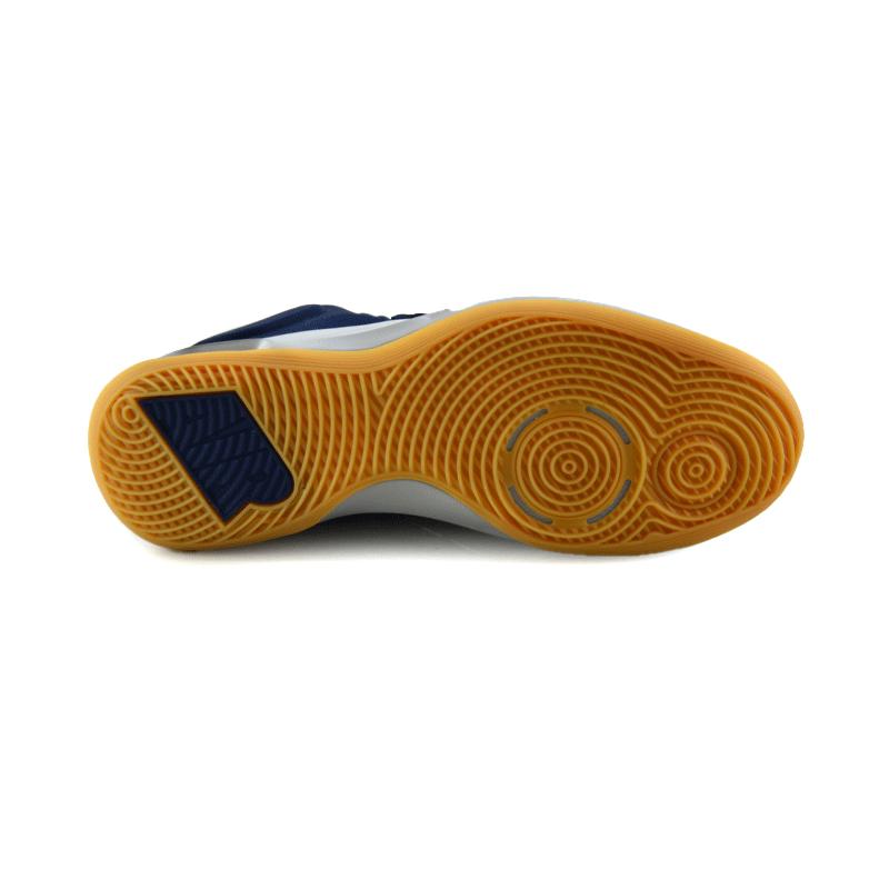 Tênis Masculino Nike Cano Alto Air Versitile Iv Marinho Cinza - At1199-400