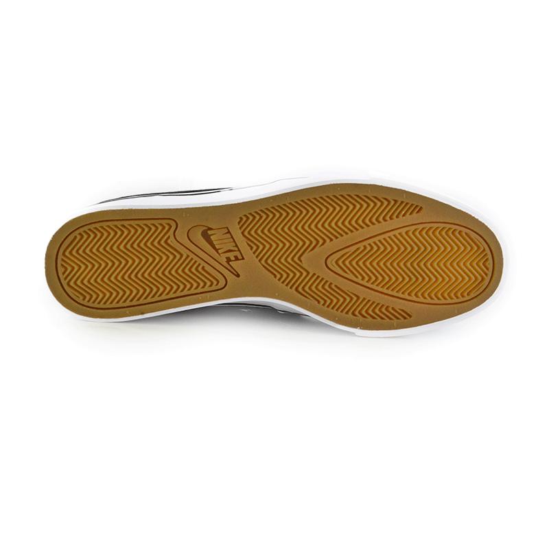 Tenis Masculino Nike Court Royale Preto Branco - Cd5460-001