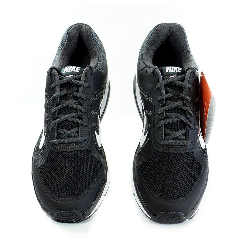 Tênis Masculino Nike Dart 12 Msl Preto Branco - 831533-001