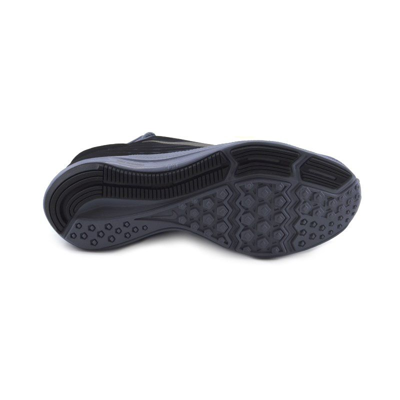 Tênis Masculino Nike Downshifter 8 Carbono Musgo Preto - 908984-011