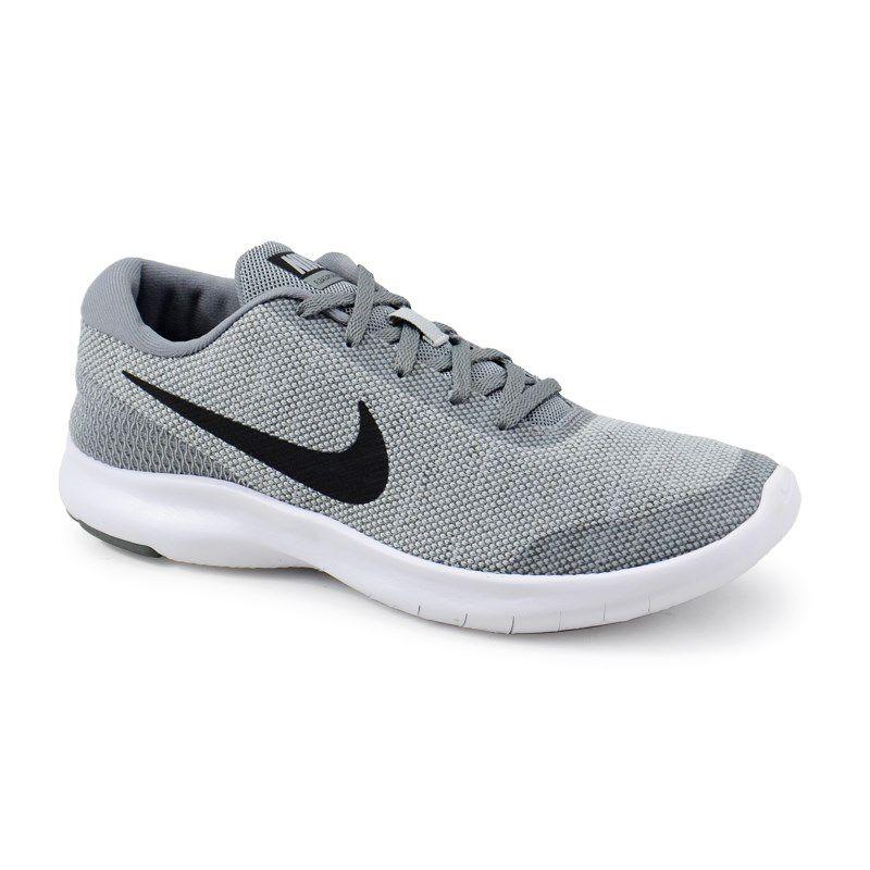 Tênis Masculino Nike Flex Experience Rn 7 Cinza Preto - 908985-011